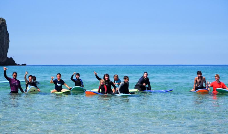 ¿Quieres saber cómo nos lo pasamos en el Surfcamp 2019?