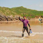 Mino el profe de surf